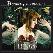 Florence and the Machine - Lungspng