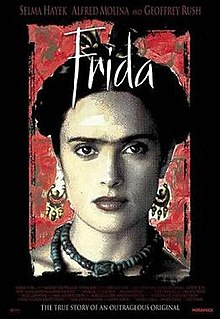 <i>Frida</i> 2002 film directed by Julie Taymor