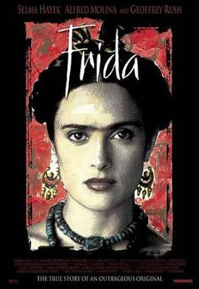 Picture of a movie: Frida Kahlo
