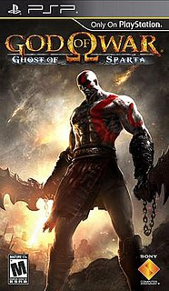 <i>God of War: Ghost of Sparta</i> 2010 video game