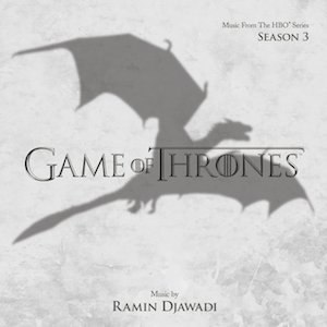 Game of Thrones: Season 3 (soundtrack) - Image: Game of Thrones (season 3 soundtrack) cover