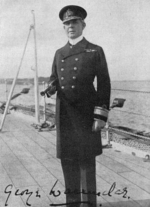 Sir George Warrender, 7th Baronet - George Warrender