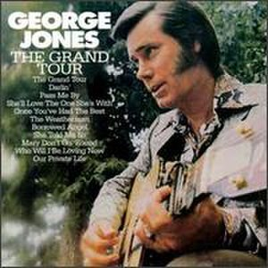 The Grand Tour (album) - Image: George Jones The Grand Tour Epic Records