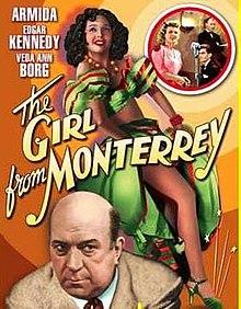The Girl from Monterrey movie