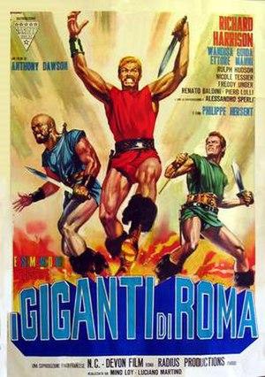 Giants of Rome - Image: Giromepos