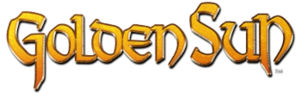 Golden Sun (series) - Logo from Golden Sun: Dark Dawn.