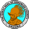Official seal of Greenlee County