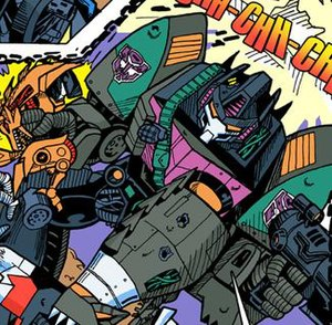 Grimlock - Grimlock in Shattered Expectations