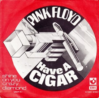 Have a Cigar Pink Floyd single
