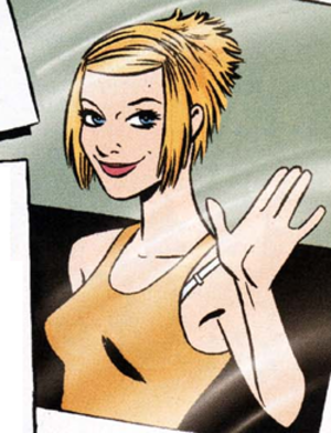 Holly Robinson (comics) - Holly Robinson in Catwoman Secret Files. Art by Cameron Stewart.