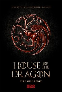 <i>House of the Dragon</i> Upcoming HBO television series
