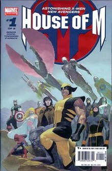 House Of M Wikipedia