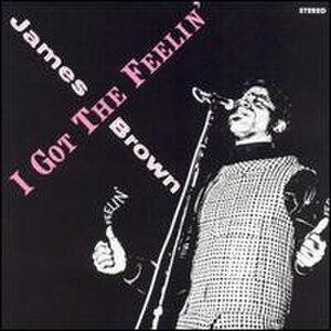 I Got the Feelin' - Image: I Got The Feelin'Album