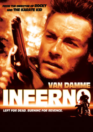 Inferno (1999 film) - Official movie poster