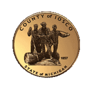 Iosco County, Michigan - Image: Iosco logo