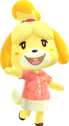 Isabelle Animal Crossing Wikipedia