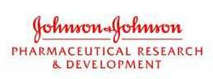 Johnson & Johnson Pharmaceutical Research and Development - Image: J&JPRD logo