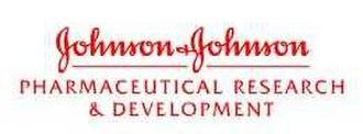Johnson & Johnson Pharmaceutical Research and Development - Image: J&JPRD logo