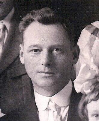 John G. McCaskey - John Gruard McCaskey in 1917