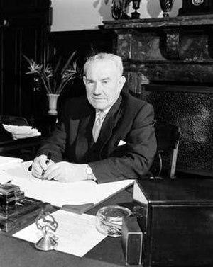 Joseph Cahill - Joe Cahill in 1956