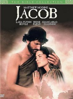 <i>Jacob</i> (film) 1994 German/Italian/American television movie directed by Peter Hall