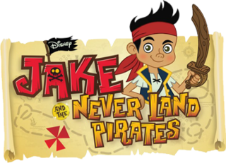 <i>Jake and the Never Land Pirates</i> musical and interactive animated television series