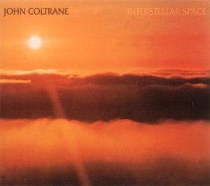 Interstellar Space - Image: John Coltrane Interstellar Space