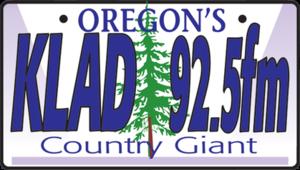 KLAD-FM - Image: KLAD FM logo