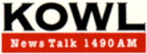 KOWL - Image: KOWL AM logo