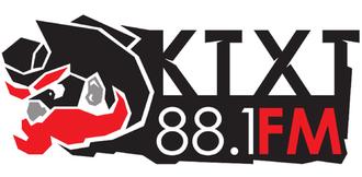 KTXT-FM - Image: KTXT FM Logo