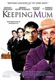 Image of Keeping Mum film cover.