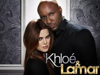 Khloé & Lamar - Image: Khloé & Lamar