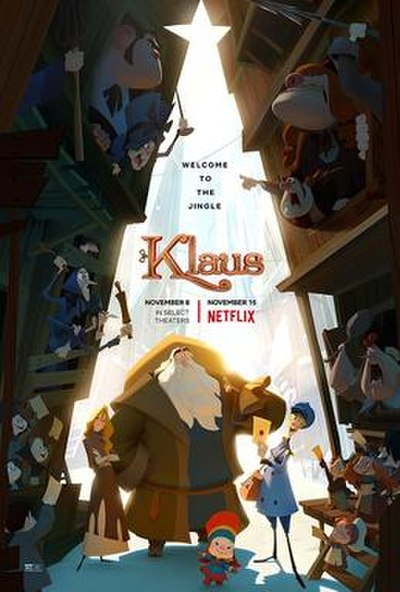 Picture of a movie: Klaus
