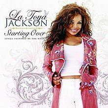 La Toya Jackson Starting Over EP Cover.jpg