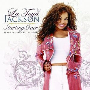 Starting Over (La Toya Jackson EP) - Image: La Toya Jackson Starting Over EP Cover