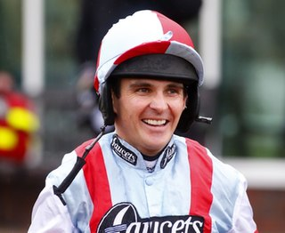 Liam Treadwell British jockey