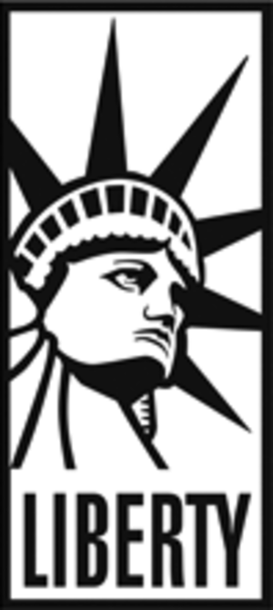 Liberty Records - Liberty Records logo 1991-1995