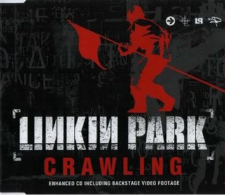 Crawling (song) 2001 single by Linkin Park