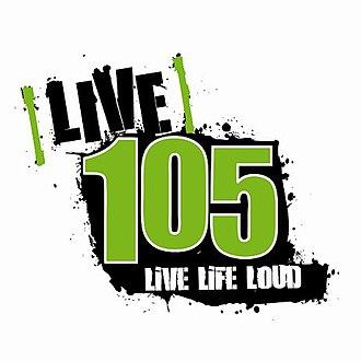 CKHY-FM - Image: Live 105