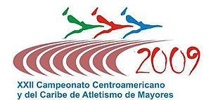 2009 Central American and Caribbean Championships in Athletics - Image: Logo havana 2009