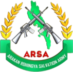 Logo of the Arakan Rohingya Salvation Army.png