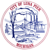 Official seal of Luna Pier, Michigan