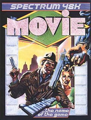 Movie (video game) - Image: M.O.V.I.E. Coverart