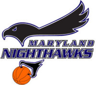 Washington GreenHawks - Logo used while they were the Nighthawks and in the PBL