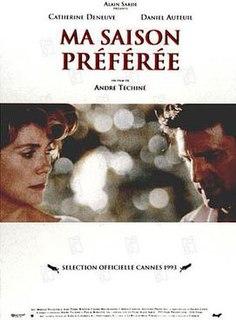 1993 film by André Téchiné