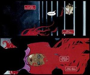 Medusa (comics) - Medusa and Maximus, by Frazer Irving.