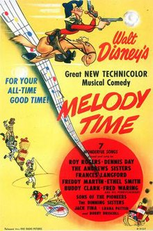 Melody Time Wikipedia