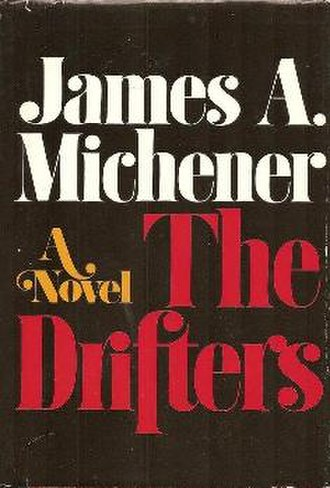 The Drifters (novel) - First edition cover