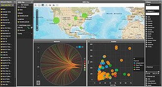 MicroStrategy - Image: Micro Strategy Analytics Desktop