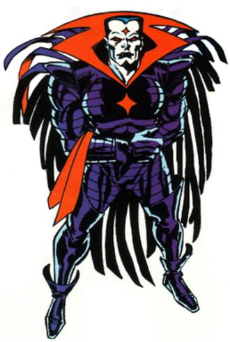 Mister Sinister - Image: Mister Sinister 1989
